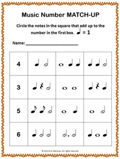 Music Games  | Music Puzzles   |  Note values and pitch puzzles  | Great for reinforcing knowledge and understanding of note values  |  #musiceducatoin  #musiced.