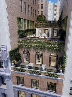Апартаменты Дженнифер Лопес длиной в квартал | http://idesign.today/zvezdnyj-dom/apartamenty-dzhennifer-lopes
