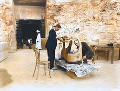 """collectorsweekly: """" Colorized photos of the discovery of Tutankhamun's tomb, circa """" Egyptian Mummies, Egyptian Art, Egyptian Kings, Egyptian Temple, Egyptian Tattoo, Egyptian Mythology, Egyptian Symbols, Egyptian Goddess, Ancient Egypt"""