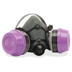 Honeywell North OV/P100 Organic Vapor Half Mask -