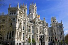 MADRID Palacio de Cibeles | Flickr: Intercambio de fotos