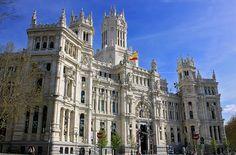 MADRID Palacio de Cibeles | Flickr: Intercambio de fotos