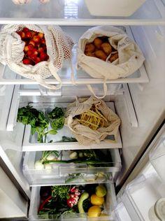 Zero-Waste Refrigerator