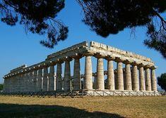 Temple of Hera, Olympia, Greece