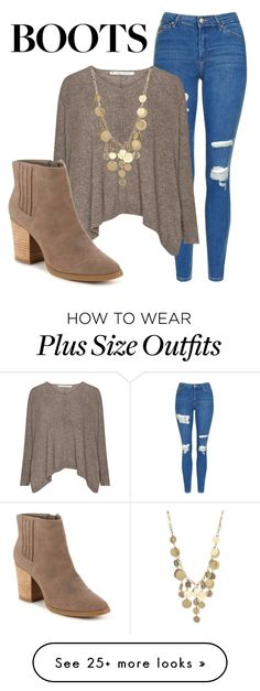 """""""."""" by emilylblevins on Polyvore featuring Topshop, Madden Girl and Kenneth Cole"""
