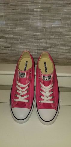 51ffa185a0899 Converse Chuck Taylor All Star Seasonal Lo  Color  Rose  Pink Size  M