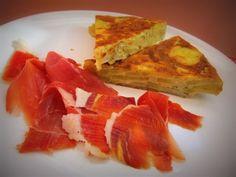 Испанская картофельная тортилья — рецепт с пошаговыми фотографиями на Foodclub.ru