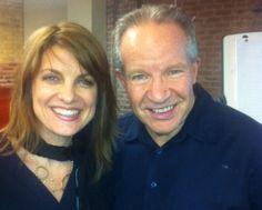 With Dan Sullivan at Strategic Coach headquarters in Toronto.