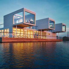 Olokodon arkkitehtuurin puhdaslinjaisuus ja näkymän taivaalle avaava suuri lasikatto ovat rakennuksen ainutlaatuisia ominaisuuksia. Rakennus on kansainvälisesti mallisuojattu ja sen teknisiä yksityiskohtia on patentoitu.