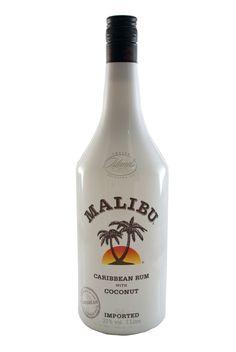 Malibu Rum / 21% vol (1L)