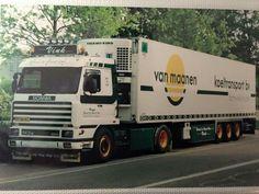 Scania super 143m 500. Vink. (Van maanen Barneveld )
