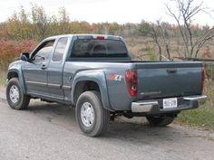 Chevrolet Colorado 4WD