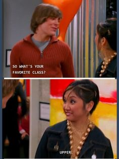 London Tipton--too funny!