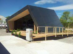 Installation of award-winning PV/T system with Armaflex DuoSolar: FOLD plus-energy house at the Solar Decathlon Europe 2012
