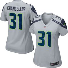 77f186263 ... 31 NFL 2012 Nike NFL Seattle Seahawks 24 Marshawn Lynch Blue Limited Jerseys  Kam Chancellor Seattle Seahawks Nike Womens Game Jersey - Gray ...