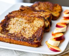 Have a cozy French Toast breakfast – with a not-so-traditional twist.