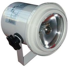 MBT Lighting P100WFUL UL Listed Pin Spot   White