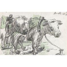 Untitled, Georg Baselitz at British Museum shop online