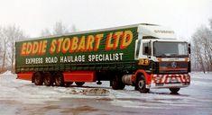 Eddie Stobart Trucks, Trailers, Race Cars, Motorcycles, British, Vans, Models, History, Classic