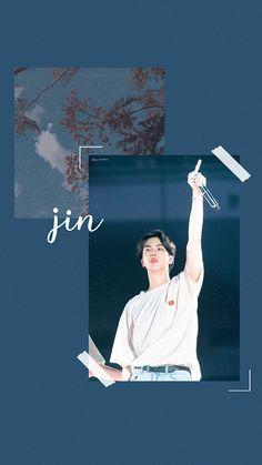 My precious one :p Bts Jin, Hoseok Bts, Tumblr Wallpaper, Bts Wallpaper, Iphone Wallpaper, Kpop Tumblr, Bts Backgrounds, Bts Aesthetic Pictures, Album Bts