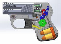 DoubleTap Defense .45ACP Pocket Derringer - New Gun Review