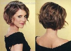 Peachy Wavy Hairstyles For Women And Hairstyles Pictures On Pinterest Short Hairstyles Gunalazisus