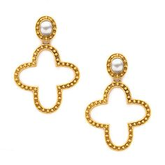 "Julie Vos ""Siena Statement"" Earring"