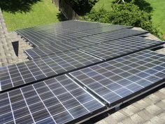 Residential Solar installation - Tomball Texas.  Installed by Trim Electric, Inc.