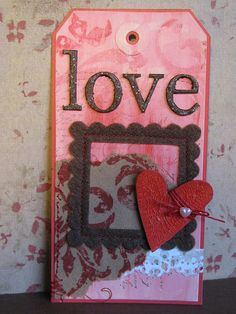 Valentine Tag by wteresa15