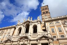 Basilica of St. Mary Major, Rome