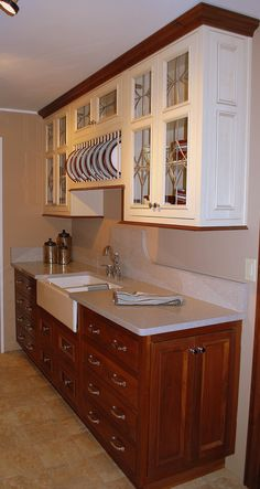 Amazing Walnut And Hard Maple Cabinetry By Forever Cabinets By Kendrick.  Www.forevercabinets.com