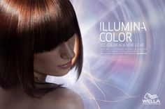 WELLA Illumina hair color