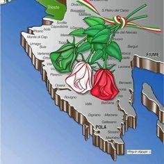 10 febbraio Giorno del ricordo La tragedia delle foibe - MISTERO,OCCULTO & SCIENZA..STORIA