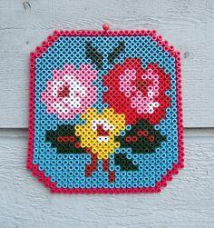 perler beads by solgrim, via Flickr