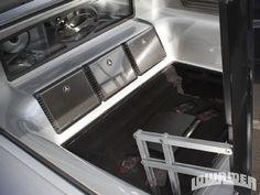 1963 Chevrolet Impala Custom Trunk Setup