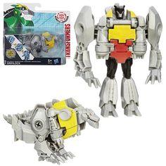 Transformers RID One-Step Gold Armor Grimlock - Hasbro - Transformers - Transformers at Entertainment Earth