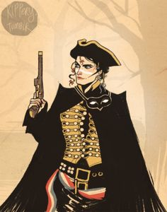 Adam Ant - The dandy highwayman!