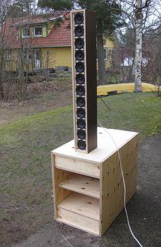 Martinsson's Blog - ROAR12 Audiophile Speakers, Diy Speakers, Horn Speakers, Subwoofer Box Design, Speaker Box Design, Speaker Plans, Low End, Find Picture, Tap System
