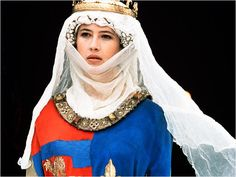 Sophie Marceau's beautiful #medieval costume in Braveheart #fashion