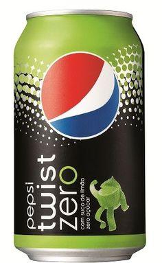 Pepsi twist zero um vício há uns 4 anos!!!