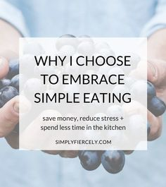 Learn the simple way I save money, reduce stress + spend less time in the kitchen.