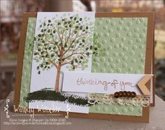 Sunday, March 1, 2015 Wickedly Wonderful Creations: Stamp Review Crew - Sheltering Tree Edition
