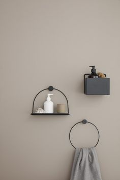 Bathroom storage. A haven in everyday life: ferm LIVING's spring/summer 2018 collection