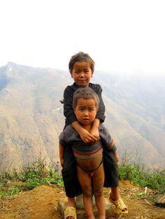 Những đứa trẻ nơi cao nguyên