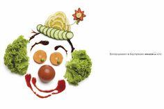 Restaurant Mirador del Alto: Clown