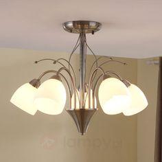 Ray - klasyczna 5-punktowa lampa sufitowa