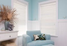 Really like these window seals and blinds.