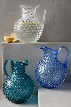 hobnail pitcher #anthroregistry