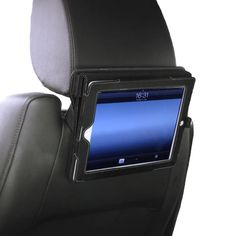 Snugg iPad 4 Car Headrest Mount -- nice case and not too expensive either.
