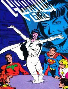 Phantom Girl (Character) - Comic Vine